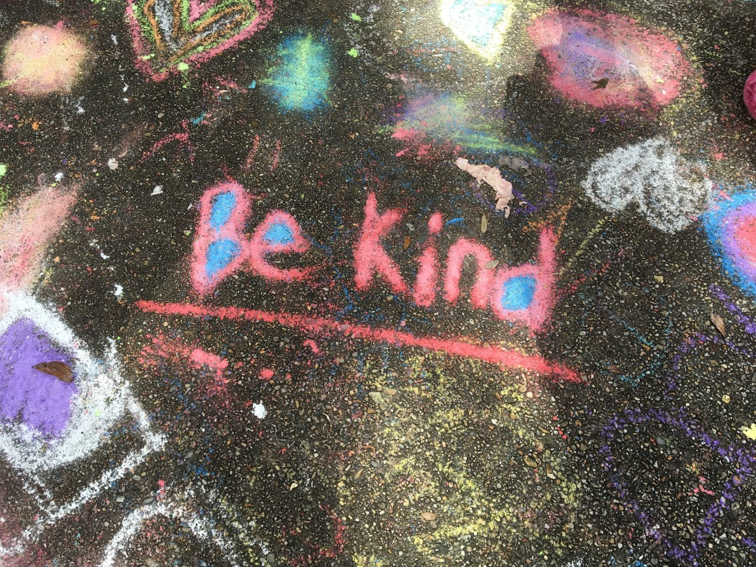 picture- Be Kind